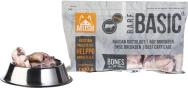 Hundfoder Mush Basic Nöt Broskben, 800 g