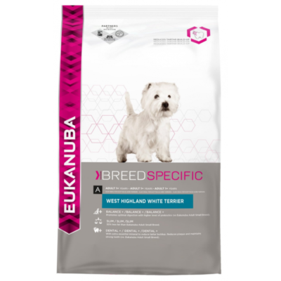 West Highland White Terrier 2,5 kg