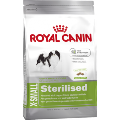 X-Small Sterilised Adult 1,5 kg